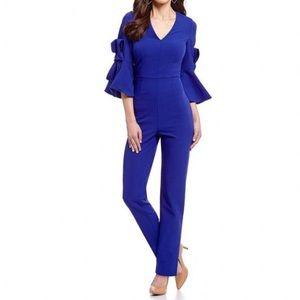 Antonio Melani Cobalt Blue Jumpsuit